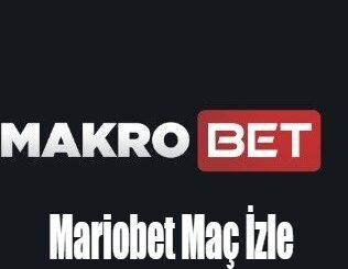 Mariobet Maç İzle